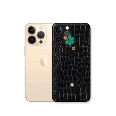 خرید قاب چرمی گوشی آیفون Apple iPhone 13 Pro برند Mont Blanc