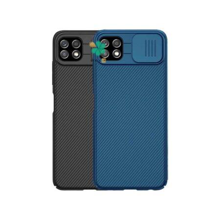 خرید قاب نیلکین گوشی سامسونگ Galaxy F42 5G مدل CamShield