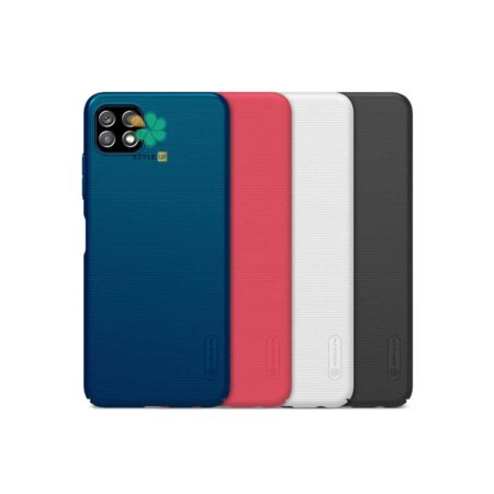 خرید قاب نیلکین گوشی سامسونگ Samsung Galaxy F42 5G مدل Frosted