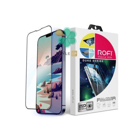 قیمت محافظ صفحه گلس گوشی ایفون Apple iPhone 13 برند ROFI