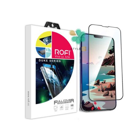 قیمت محافظ صفحه گلس گوشی ایفون Apple iPhone 13 Mini برند ROFI