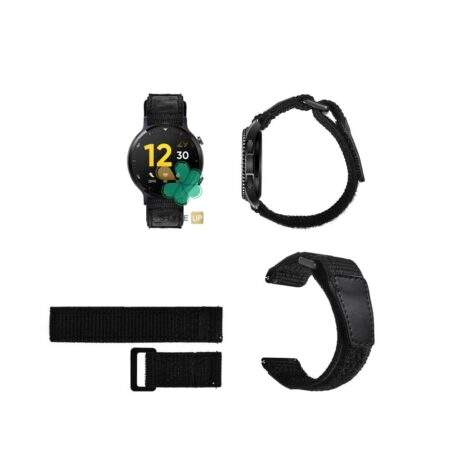قیمت بند ساعت ریلمی واچ Realme Watch S مدل نایلون چسبی