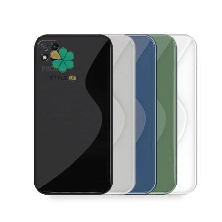 خرید کاور محافظ ژله ای گوشی شیائومی Xiaomi Poco C3 مدل S-Shaped