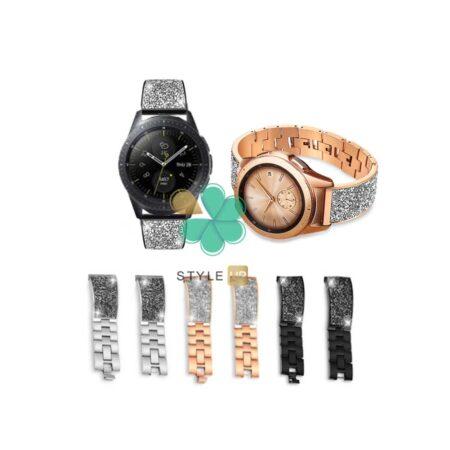 قیمت بند استیل ساعت سامسونگ Samsung Galaxy Watch 42mm مدل سواروسکی