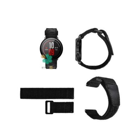 قیمت بند ساعت شیائومی Xiaomi Amazfit Pace مدل نایلون چسبی