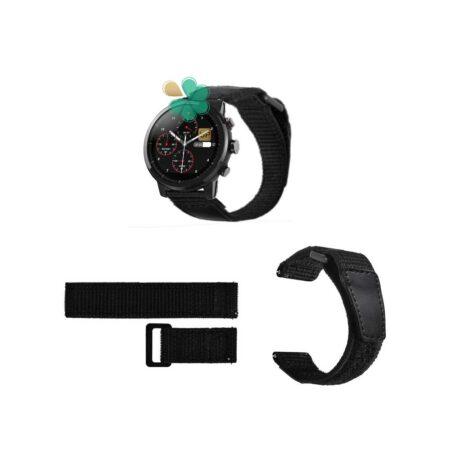 قیمت بند ساعت شیائومی Xiaomi Amazfit Stratos مدل نایلون چسبی