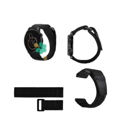 قیمت بند ساعت شیائومی Xiaomi Haylou RS3 LS04 مدل نایلون چسبی