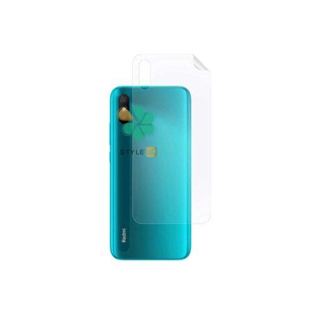 خرید برچسب محافظ نانو پشت گوشی شیائومی Xiaomi Redmi 9i Sport
